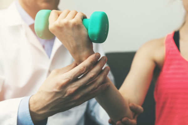 Physical Therapy Appointments in NYC
